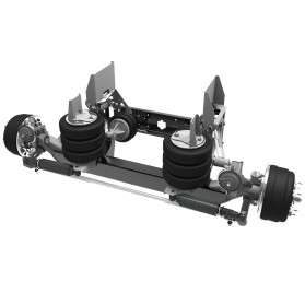 8,000 LB - LINK STEERABLE LIFT AXLE