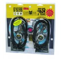 2 Unit Pack - Rubber Hoses