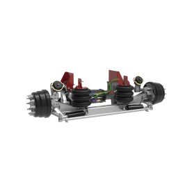 20,000 LB - LINK STEERABLE LIFT AXLE