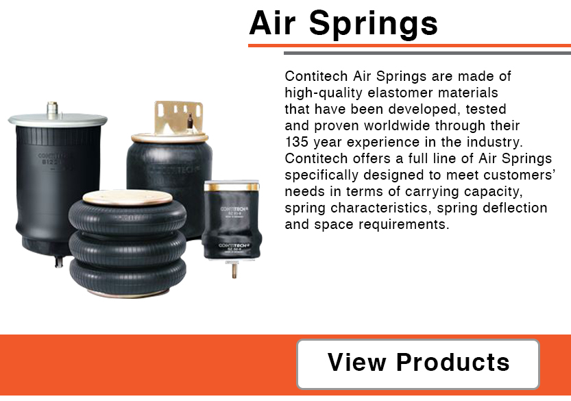 Button to reach Air Spring Page